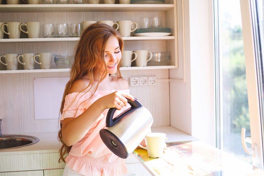 Nowoczesna i wygodna kuchnia. Jaki czajnik elektryczny wybrać?