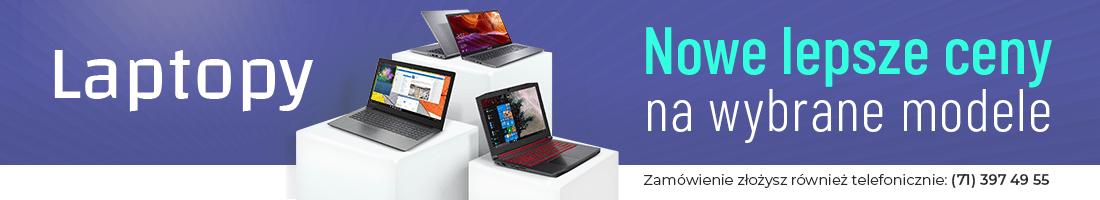 Laptopy nowa niższa cena