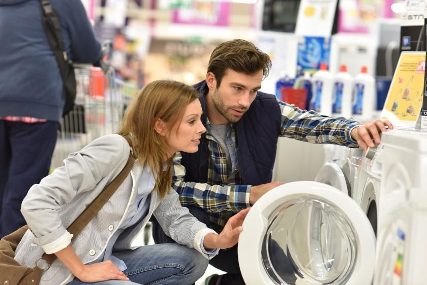 para przy pralce