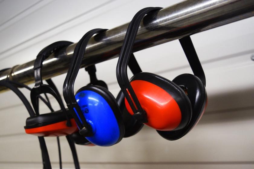 słuchawki wyciszające